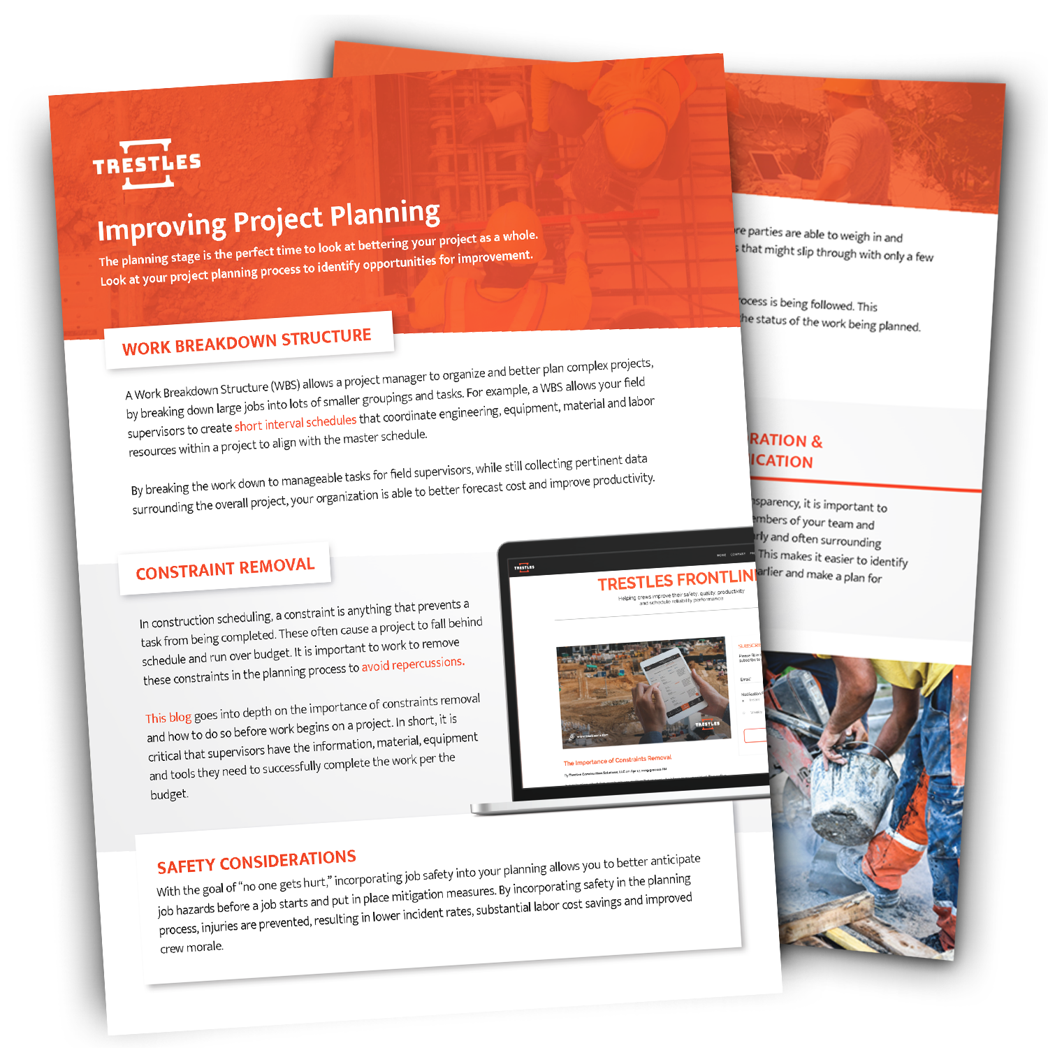 7 Keys to Improve Project Planning & Performance